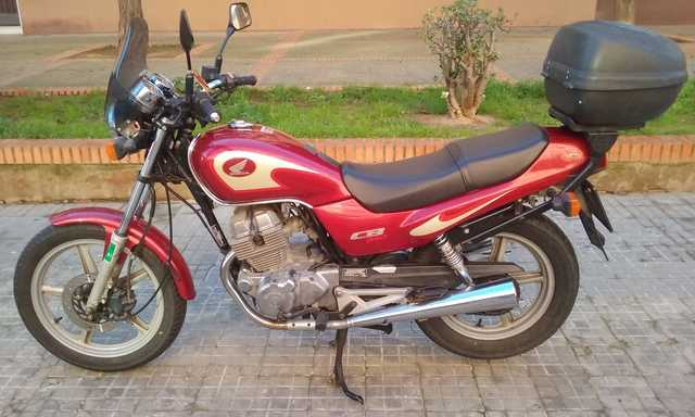 MIL ANUNCIOS.COM - Honda cbf 500