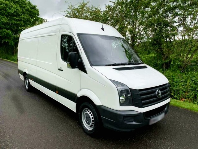 Tabla hombre Tge VW Crafter desde 2018 VELOUR NEGRO