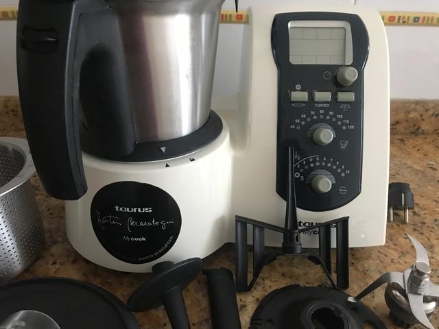MIL ANUNCIOS.COM Robot cocina taurus my cook Segunda mano