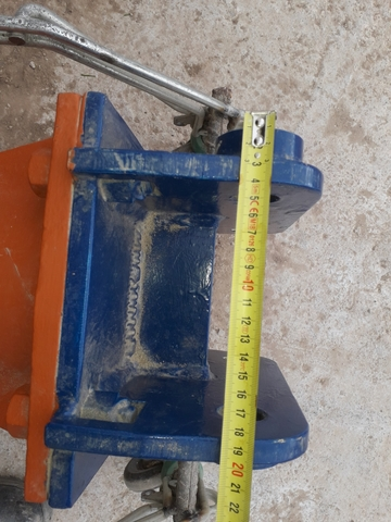MARTILLO HIDRAULICO TABE 175 - foto 5