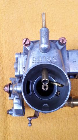 CARBURADOR SOLEX 32 PICB, MERCEDES PONTON - foto 4