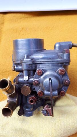CARBURADOR SOLEX 32 PICB, MERCEDES PONTON - foto 5
