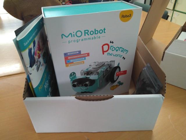 MIO ROBOT 3 - KIT ROBOT EDUCATIVO - foto 3