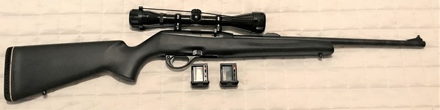Mil Anuncios Com Rifle Remington 597 Calibre 22 Magnum