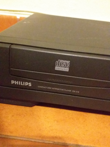 COMPACT DISC INTERACTIVO PHILIPS PLAYER - foto 2