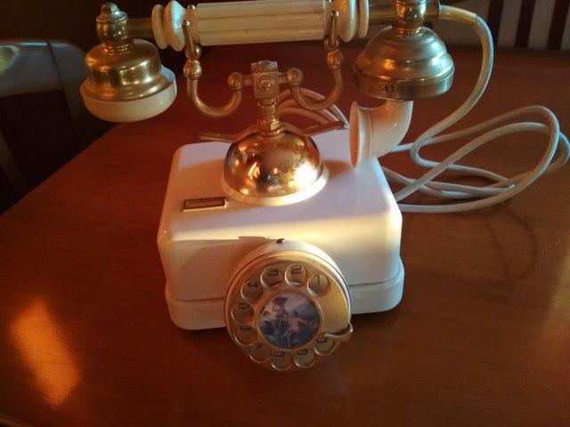 Telefono Estilo De Telefonica (Original