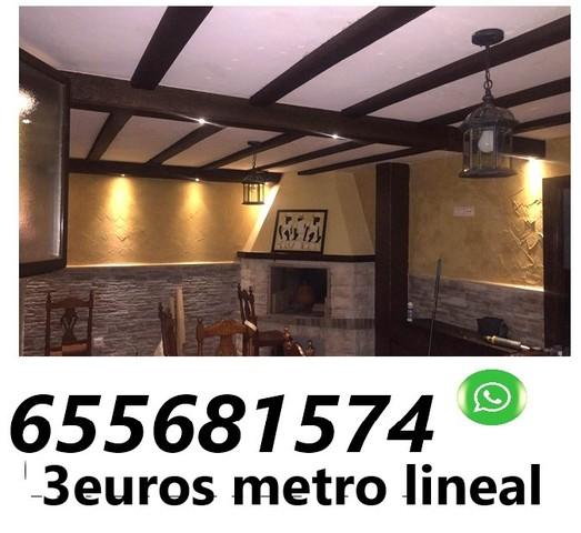 Vigas Imitación Expo En Madrid 655681574
