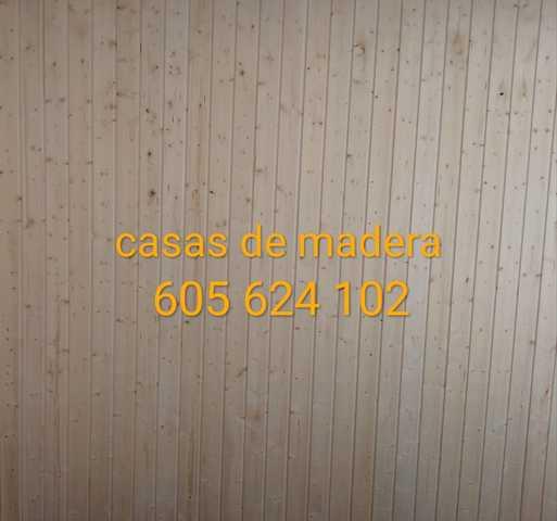 MONTADORES DE CASAS DE MADERA - foto 1
