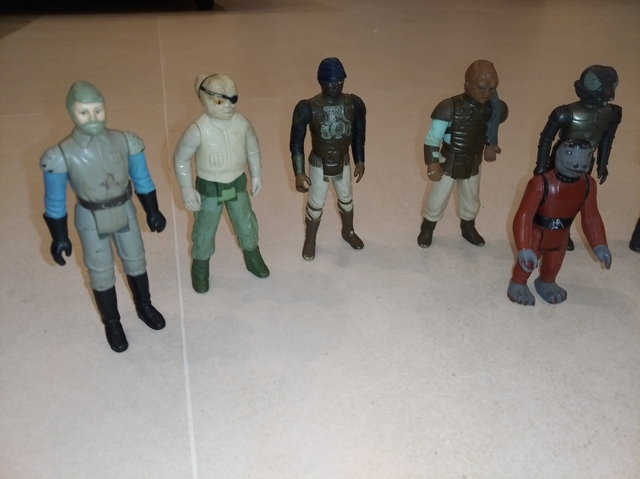 Star Wars Kenner Figuras De Coleccion