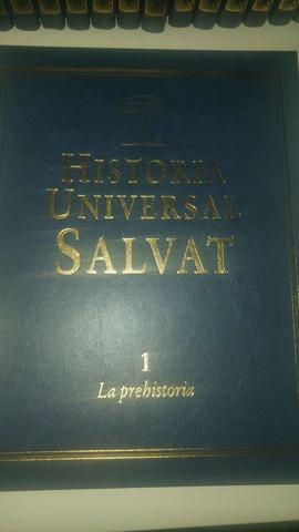HISTORIA UNIVERSAL SALVAT - foto 1