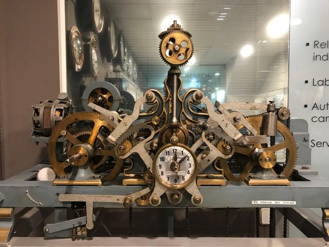 Reloj Antiguo Campanario.