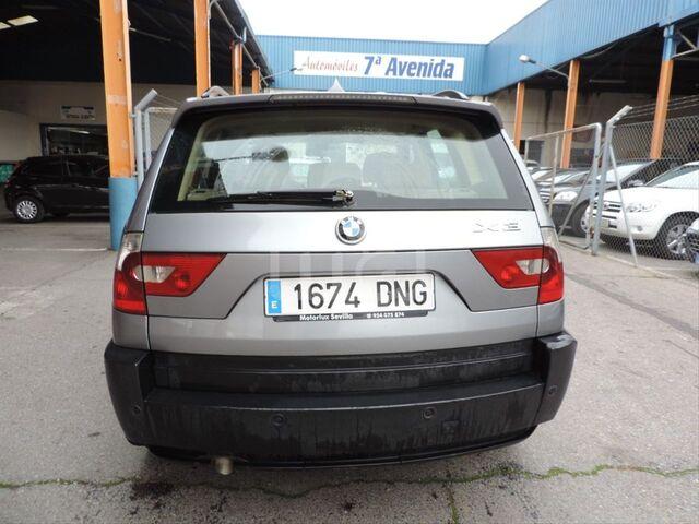 BMW - X3 2. 0D - foto 4