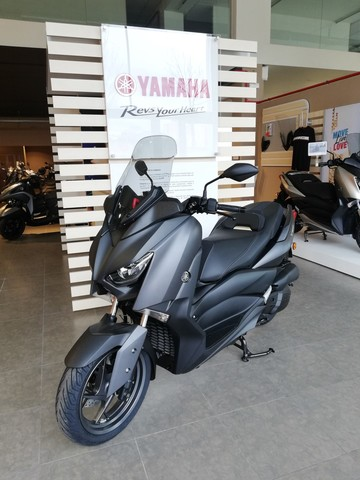 YAMAHA - X-MAX 125 ABS - foto 3