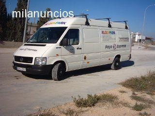 TRANSPORTES PORTES & MUDANZAS FURGONETAS - foto 3