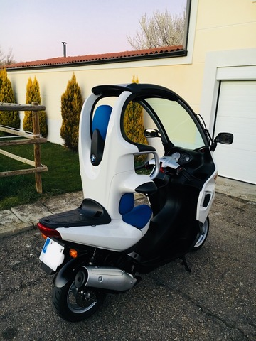 BMW - C1 125 BERTONE - foto 6