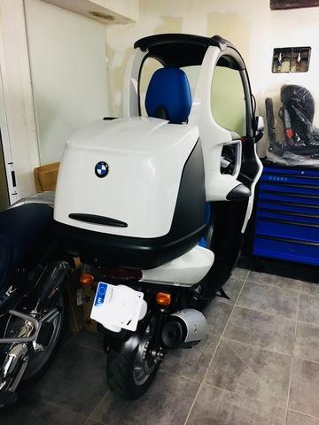 BMW - C1 125 BERTONE - foto 9
