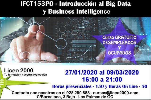 CURSO GRATUITO INTRODUCCIÓN AL BIG DATA - foto 1