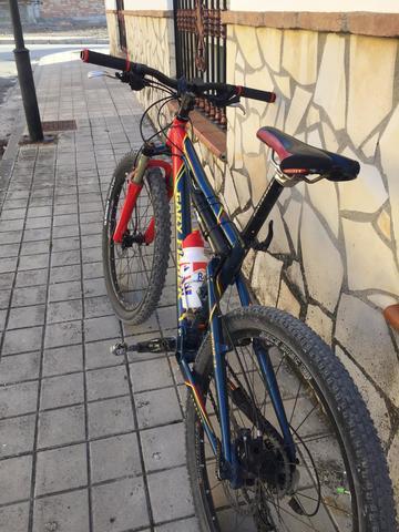 Alarma de Bicicleta Cerradura Antirrobo Bicicleta de Montaña Control Remo 3Q 1X