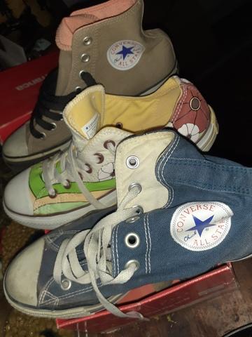 zapatillas converse 2