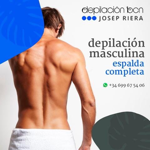 DEPILACIÓN MASCULINA - foto 6