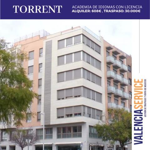 TRASPASO ACADEMIA DE IDIOMA EN TORRENT.  - foto 1