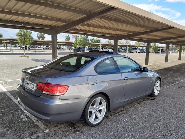 Nuevo Original BMW E63 E64 LCI 07-10 Parachoques Trasero N//S Izquierda Luz Reversa antiniebla