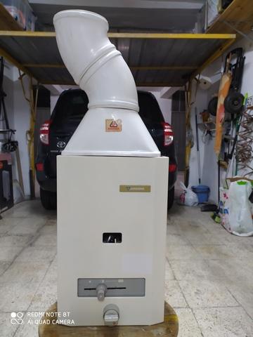CALENTADOR JUNKERS 5L AUTOMATICO-GAS - foto 2
