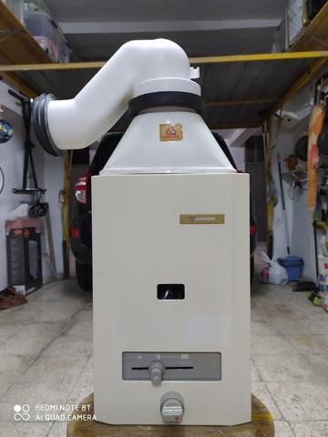 CALENTADOR JUNKERS 5L AUTOMATICO-GAS - foto 3