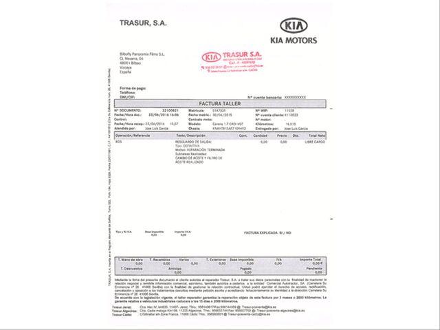KIA - CARENS 1. 7 CRDI VGT 115CV DRIVE ECODYNAMIC 5PL - foto 6