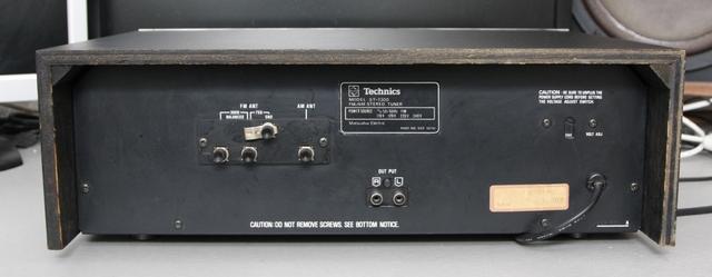 SINTONIZADOR TECHNICS ST-7300 - foto 4