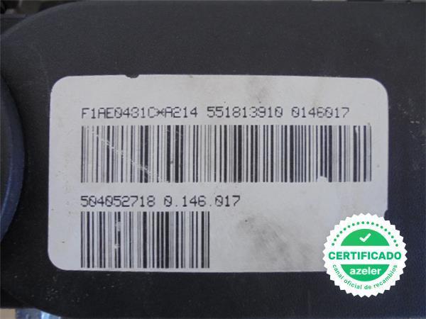 Carcasa retrovisor izquierda cubierta de repuesto páginas espejos 8153y2 Citroen Jumper