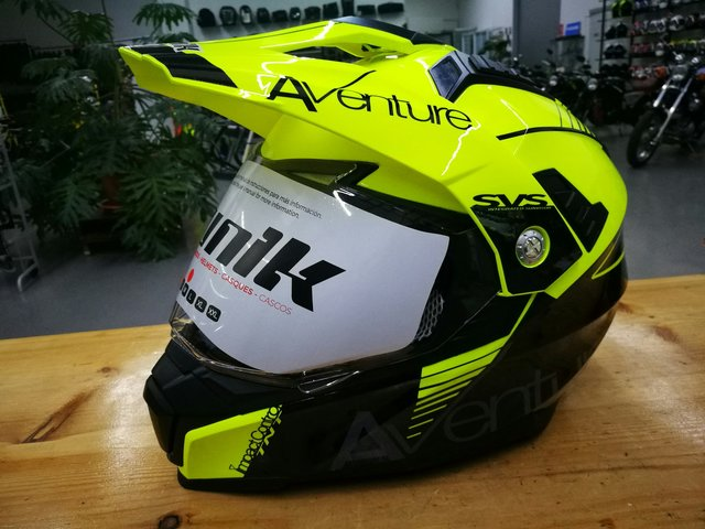 CASCO TRAIL UNIK CA-09 ADVENTURE - foto 1