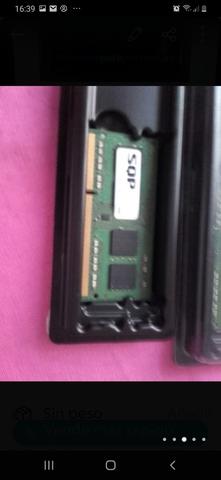 RAM 2X4 GB DDR3 PC14900/1866MHZ - foto 2