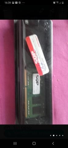 RAM 2X4 GB DDR3 PC14900/1866MHZ - foto 4