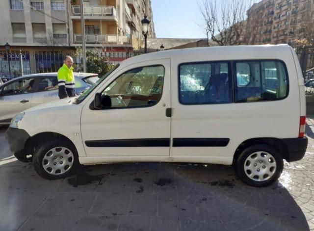 Peugeot partner 1 9 diesel