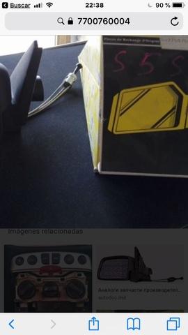 RETROVISOR IZQUIERDO GT TURBO - foto 1