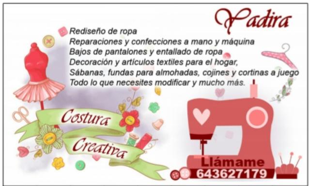 COSTURERA CREATIVA - foto 1