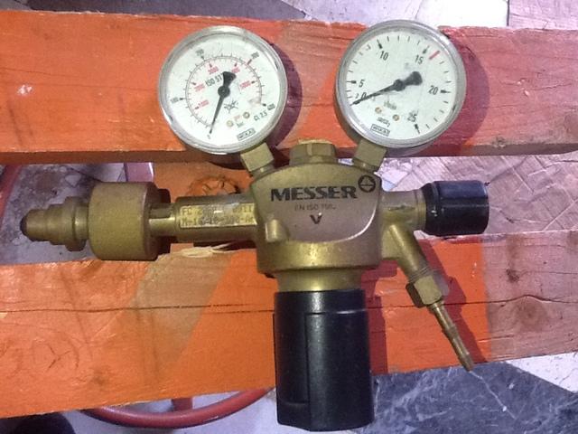 Regulador De Aire Messer Constante 2000