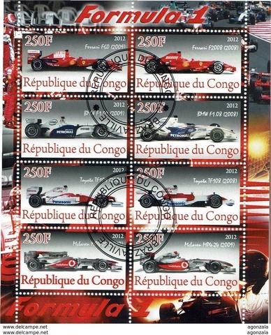 Hb Formula1 Coches Car Voitures Usados