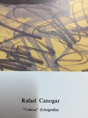 PÓSTER DE RAFAEL CANOGAR - foto 5