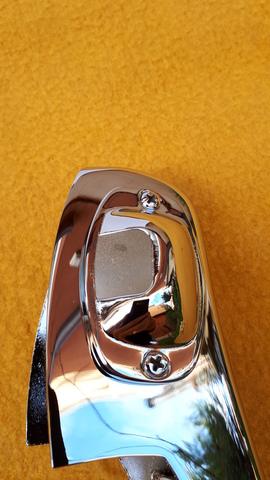 MERCEDES PONTON W120 DEFENSA TRASERA - foto 4