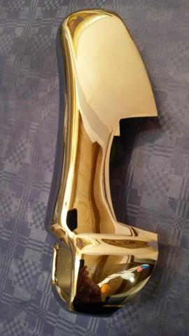 MERCEDES PONTON W120 DEFENSA TRASERA - foto 3