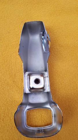 MERCEDES PONTON W120 DEFENSA TRASERA - foto 5