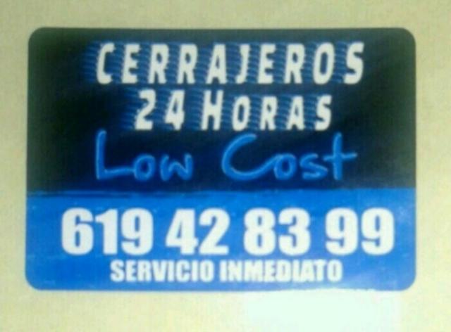 CERRAJEROS(50E) #LOW COST# - foto 4
