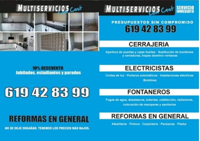 CERRAJEROS(50E) #LOW COST# - foto 6
