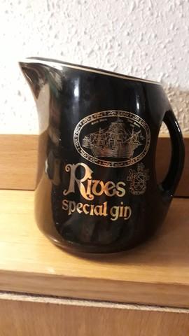 Jarra Rives Special Gin
