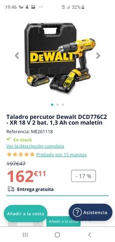 Taladro Percutor