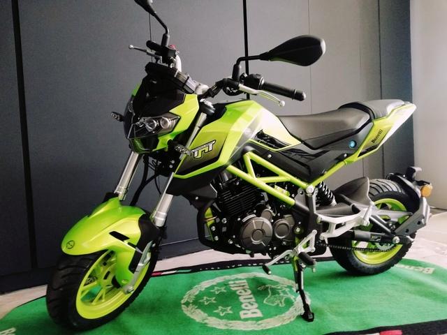 Benelli prepara el lanzamiento de un scooter nuevo