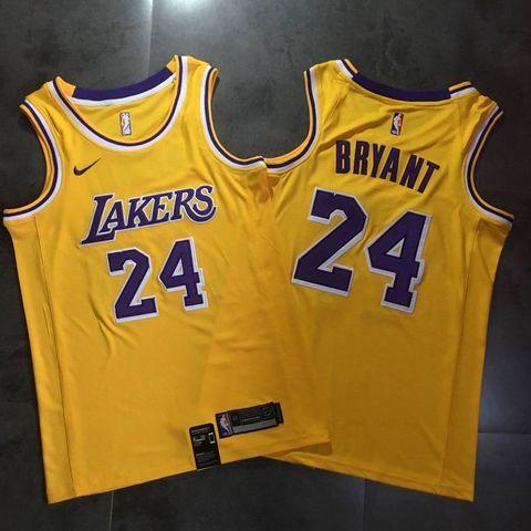 Color : White, Size : XS Gflyme Lakers Kobe 1996-2016 Retirada Camiseta Conmemorativa Kobe Algod/ón 8-24 Apariencia de Baloncesto Vestido de Manga Corta Basketball Vest