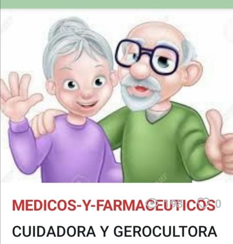 CUIDADORA Y GEROCULTORA. NOCHES HOSPITAL.  - foto 1